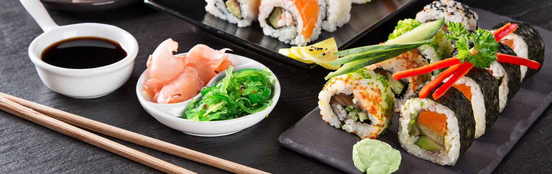Asiatische Buffet München - Unikorn Catering & Events