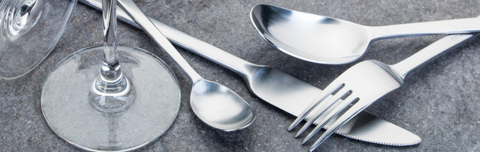 Geschirr Besteck Glaser Unikorn Catering Munchen