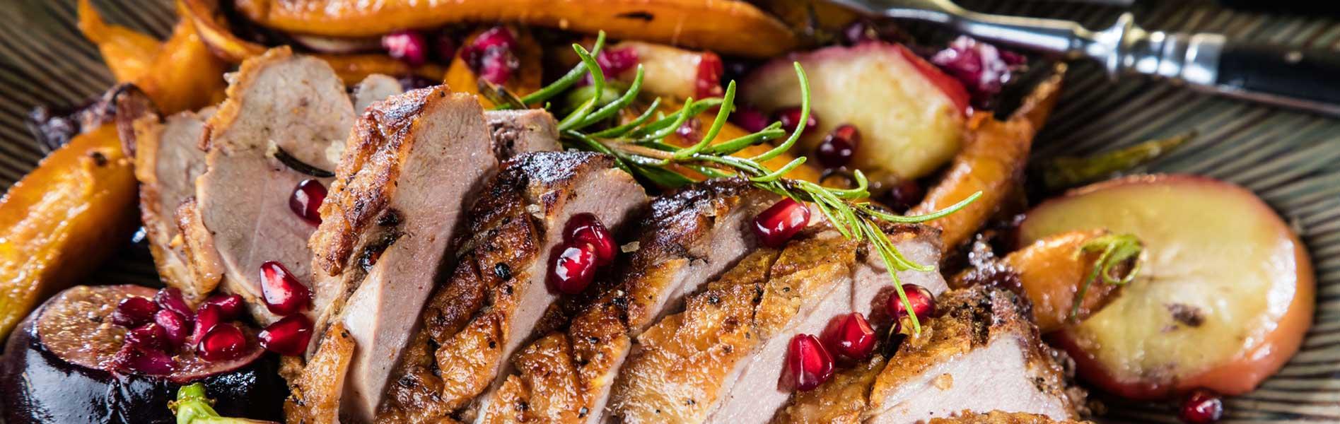 Unikorn Catering_Saisonales_Weihnachtscatering München