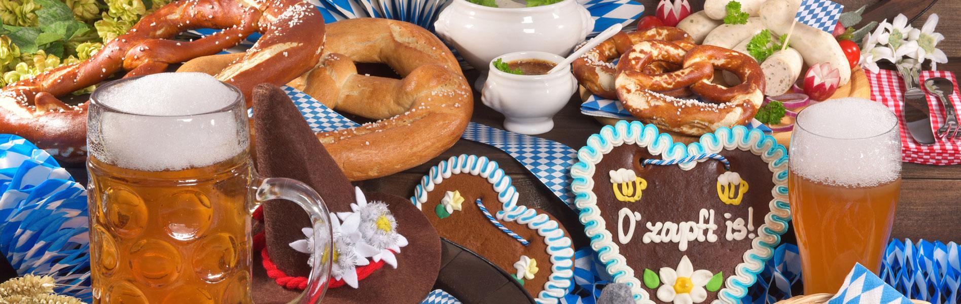 Bayerisches Buffet München - Unikorn Catering & Events