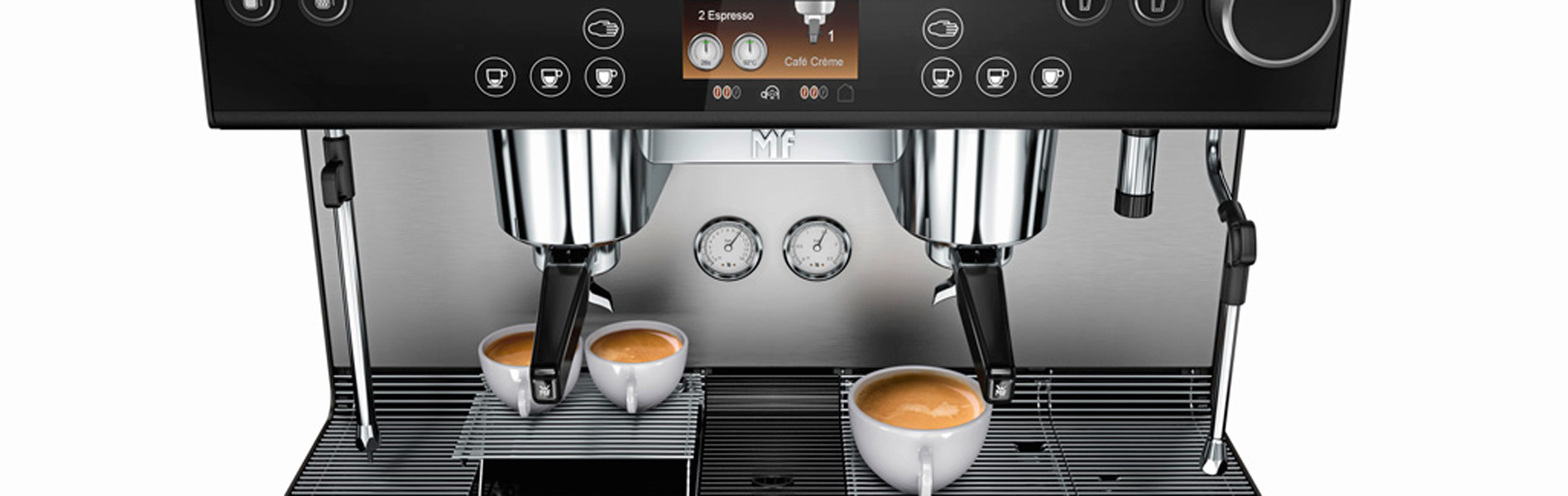 WMF-Espresso-Kaffeemaschine Unikorn Catering