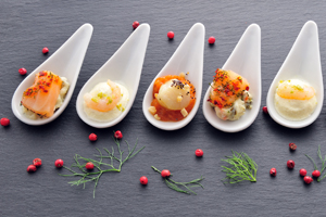 Fingerfood München - Unikorn Catering & Evenst