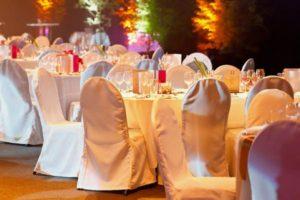 Unikorn Catering - Bankettmobiliar