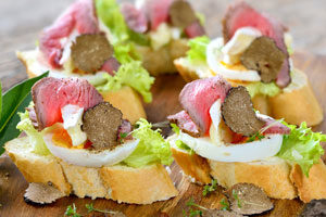 Unikorn Catering - Canapes