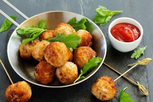 Unikorn Catering - Fingerfood Buffet Orientalisch