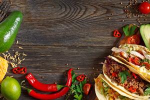 Unikorn Catering - Fingerfood Buffet Südamerikanisch