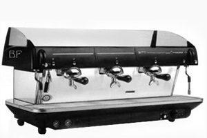 Espressomaschine Faema 3-gruppig