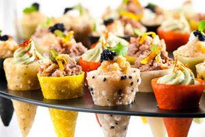 Unikorn Catering - Flying Fingerfood