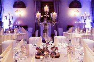Tischdekoration München - Unikorn Catering & Events