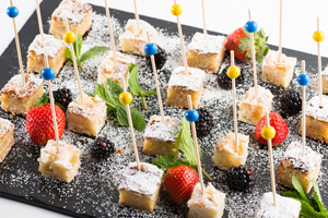 Unikorn Catering - Snacks & Kuchen