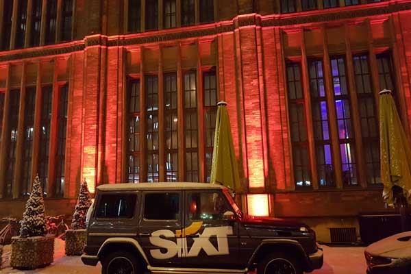 SIXT Kickoff 2018-Isarpost_Unikorn Catering München