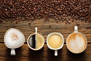 Heißgetränke & Kaffeespezialitäten