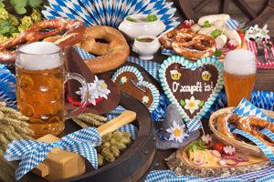 'Bayerisches Buffet'