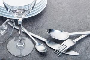 Unikorn Catering - Geschirr / Besteck / Gläser