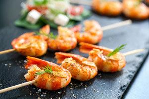 Unikorn Catering München - Fingerfood Mediterran