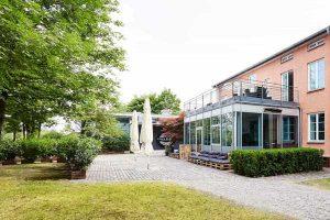 Villa-Flora-Unikorn Catering & Events-Eventlocation München-Catering München