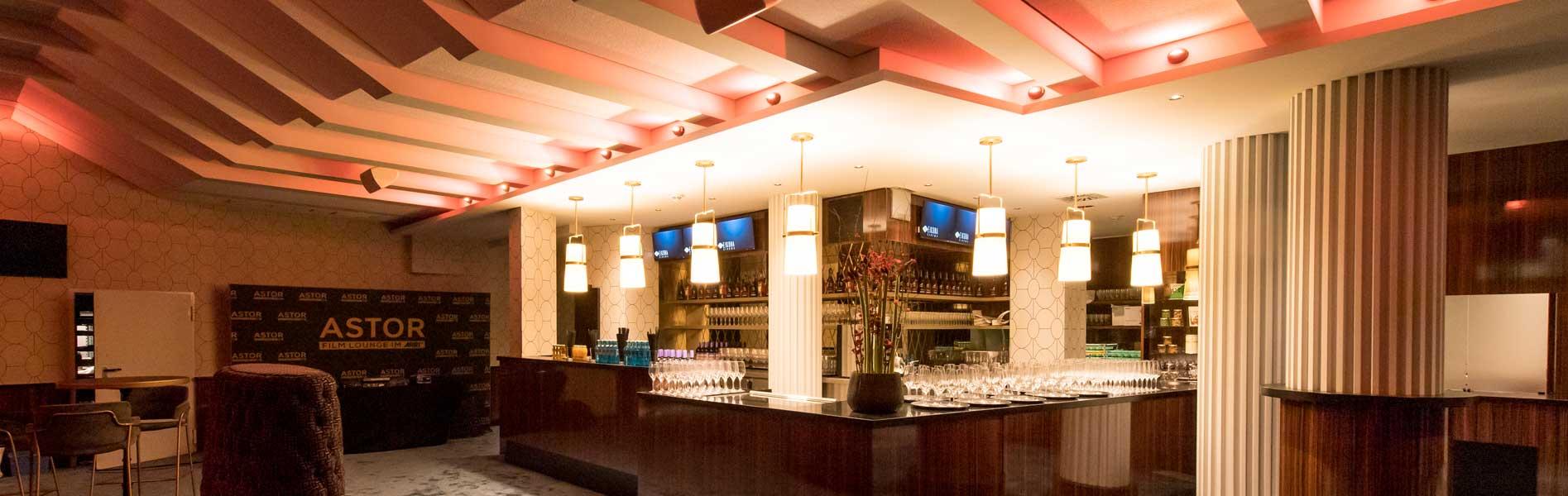 ARRI Astor Filmlounge_Unikorn Catering - Catering München - Location München Unikorn Catering & Events
