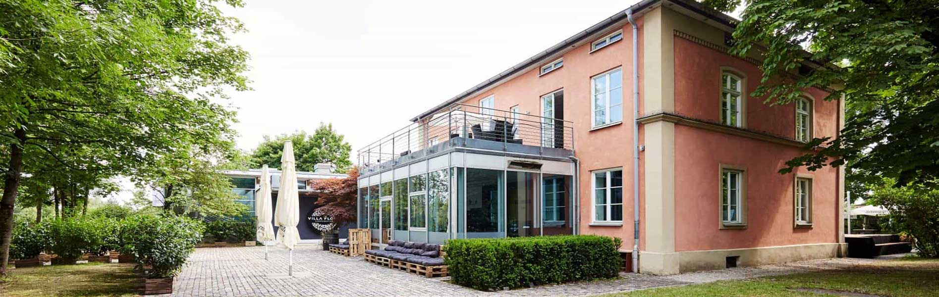 Villa Flora - Eventlocation München - Unikorn Catering & Events _Catering München