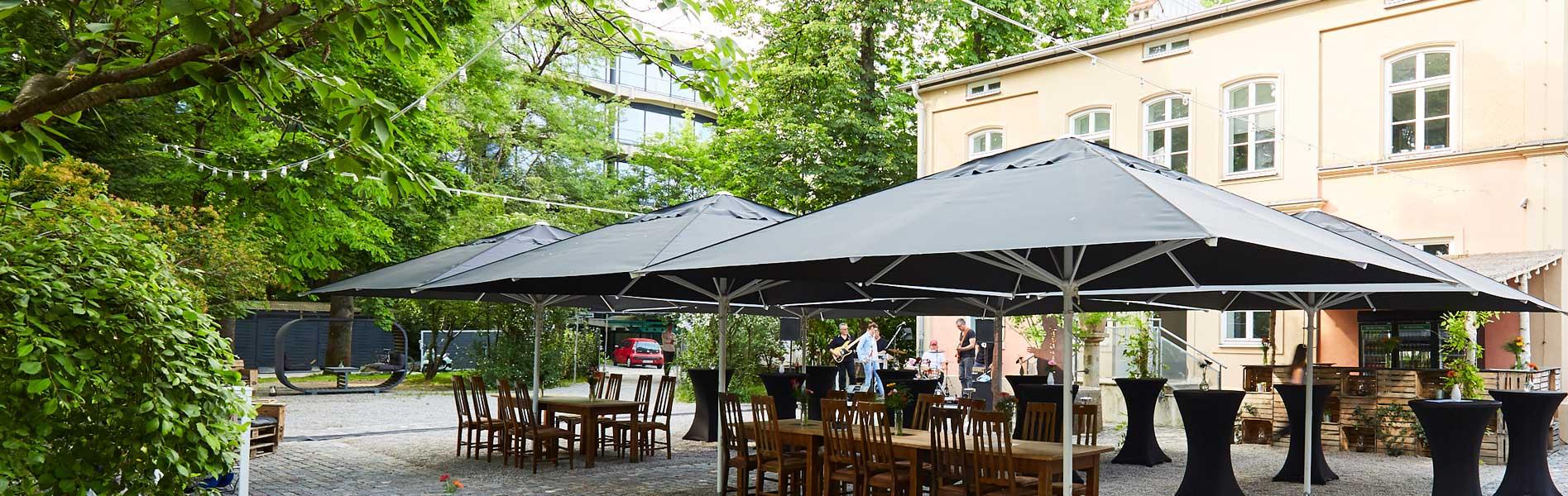 Unikorn Catering München_Eventlocation München-Villa Flora München