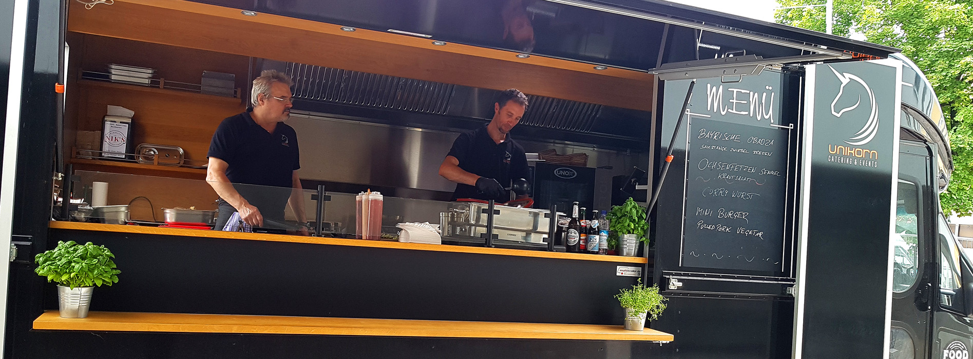 Business Lunch Foodtruck München