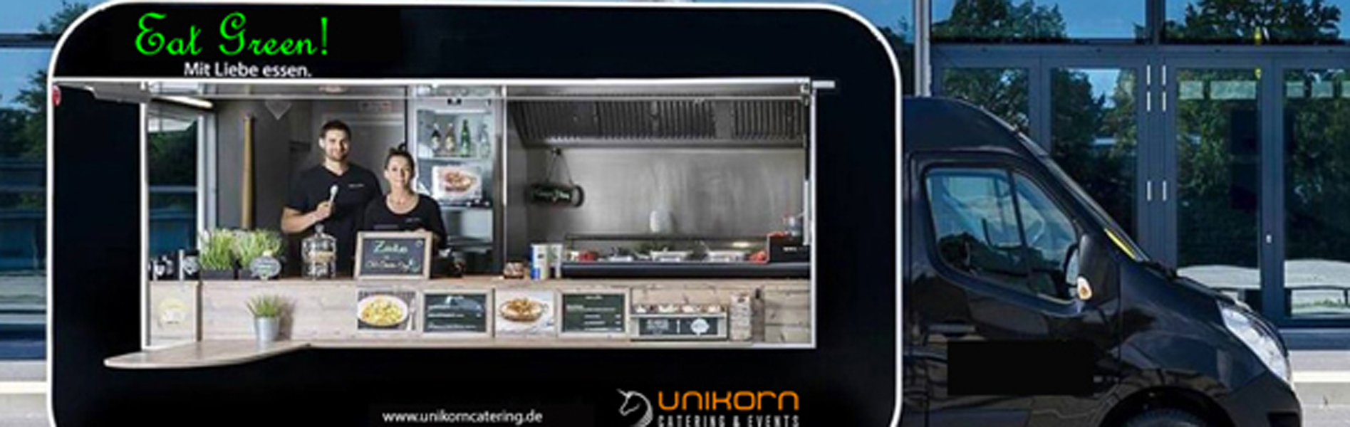 Unikorn Catering-Catering München-Foodtruck Catering München