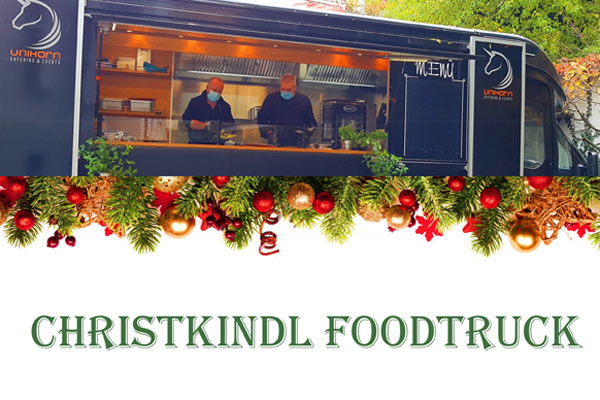 Christkindl_Foodtruck - Weihnachtsfeier Foodtruck-Foodtruck Catering München - Unikorn Catering & Events-Catering München