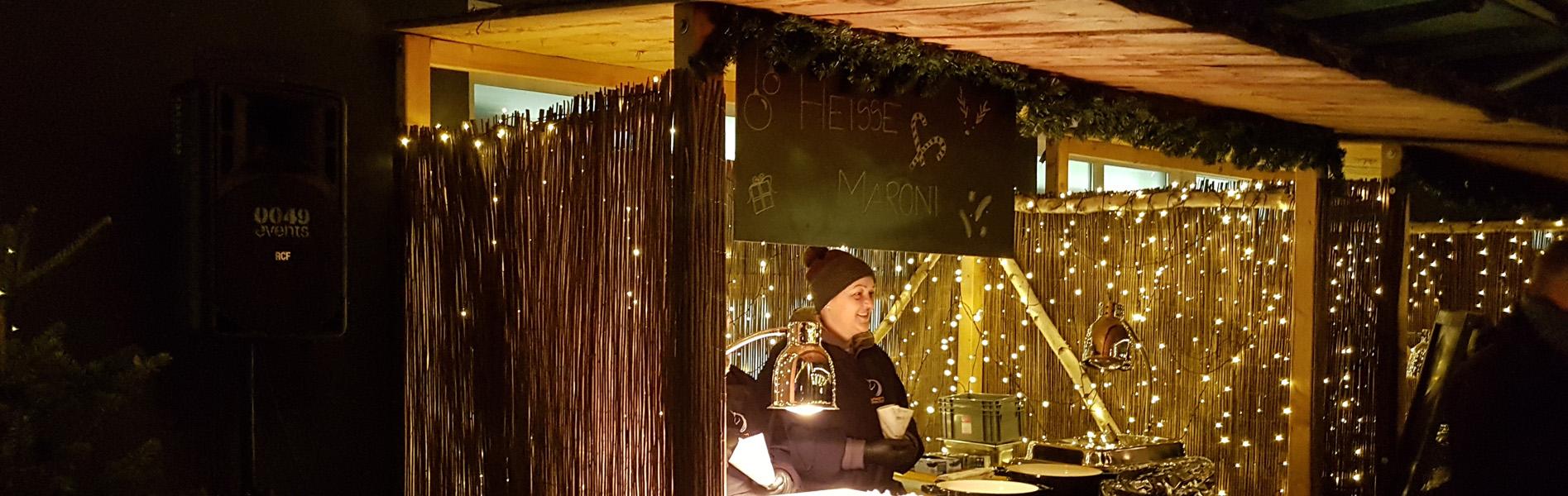 Weihnachtsfeier catering München-Unikorn Catering & Events-Location München-Weihnachtsfeier München-Food Truck Catreing München