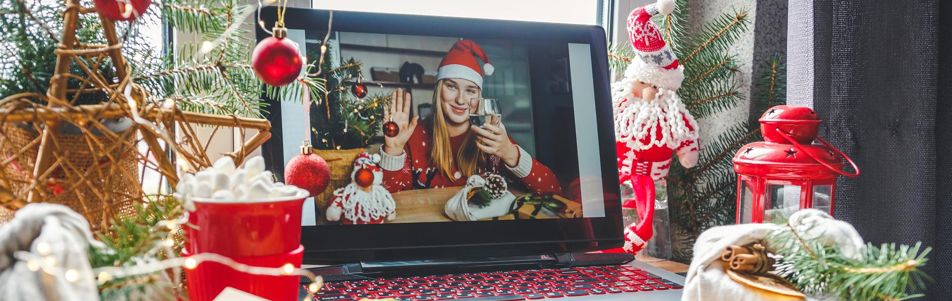 Virtuelle Weihnachtsfeier-Catering Dinner Box-Weihnachtsfeier Catering München-Weihnachtsgeschenk München