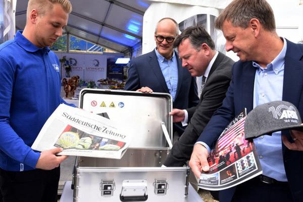 Grundsteinlegung Catering München - Unikorn Catering & Events